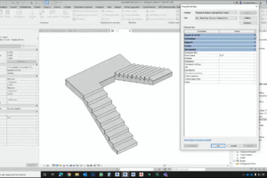 Le scale in Revit